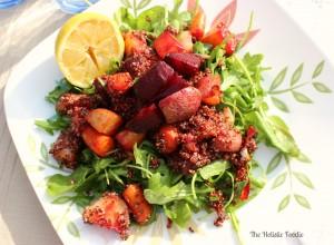 root saladA
